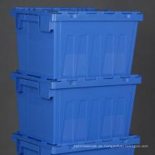 Contenedores de plástico anidados / Contenedor de almacenamiento de color Pantong
