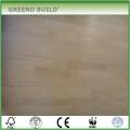 Water resistant Natural solid wood gym flooring