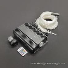 45W fiber optic sensory wall lights