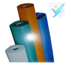 5mm * 5mm 120G / M2 Beton Zement Verstärkung Glas Faser Mesh