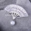 moda elegante broches venta al por mayor joyería moda mujeres broches