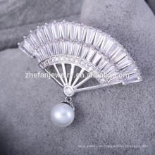 Mode elegante Broschen Großhandel Schmuck Mode Frauen Broschen