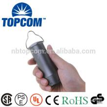 small 1 LED lantern aluminum led flashlight