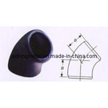 Carbon Steel Long Radius 45 Elbow