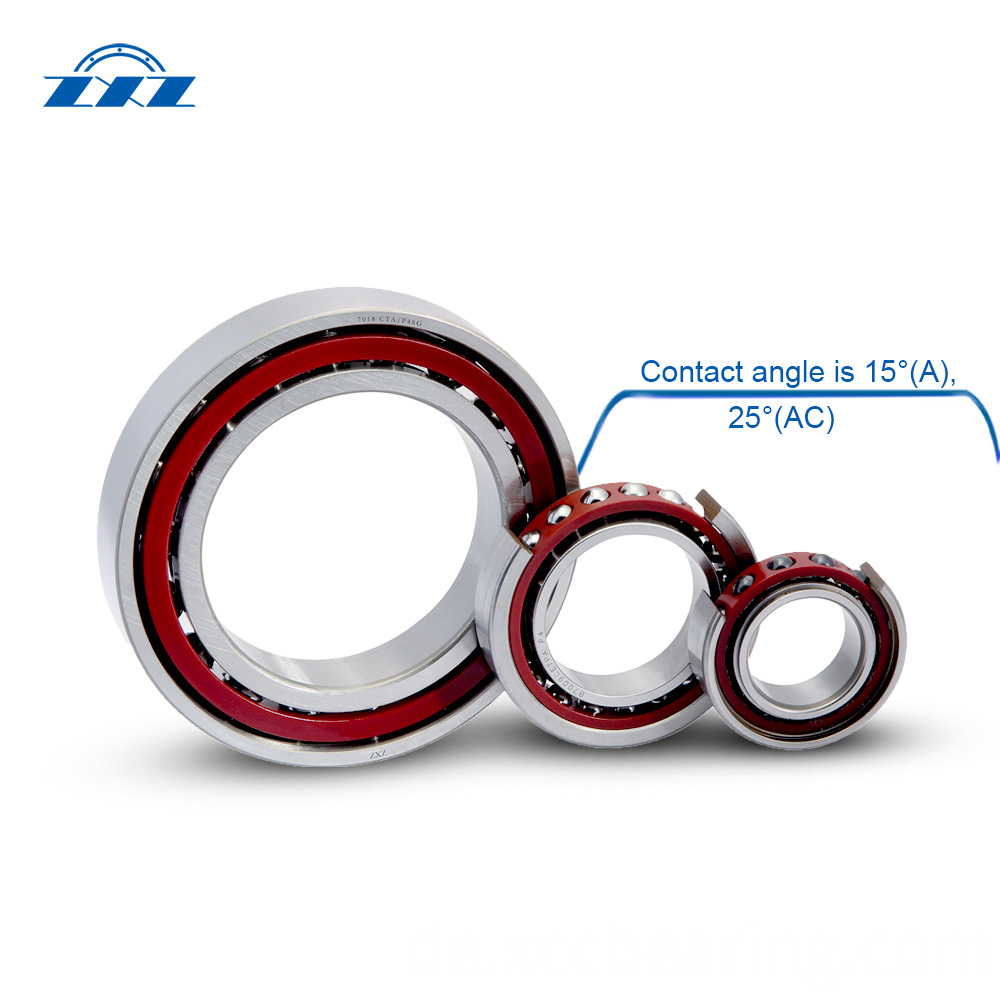 High Precision Matched Angular Contact Ball Bearings