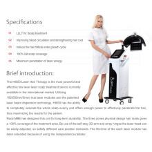 Máquina de terapia láser para el cabello