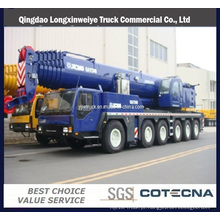 Guindaste de caminhão todo terreno de 50 toneladas