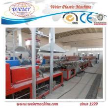 PVC Profile Window Door Plastic Extruder Machine Production Line