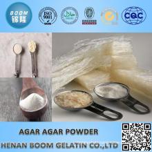 Edible Grade Agar-Agar Strips 400-600g/Cm2