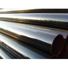 Tubos sem costura de aço carbono q235 / q345