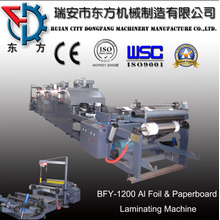 Compound Card-Paperboard Laminating Machine Roll to Roll