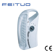 LED Portable Lamp, Rechargeable Lantern, Hand Light, LED Torch 828L