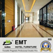 Beliebteste Hotel Public Area Wooden Wall Panel (EMT-F2016)