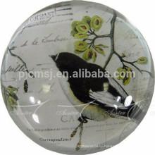 ретро хрустальный шар с домашнего украшения или сувениры