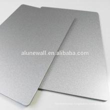High quality Outdoor fireproof pvdf coated aluminum composite panel