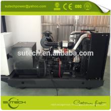 En stock! SC4H160D2 100kw / 125Kva Shangchai Dongfeng groupe électrogène diesel prix