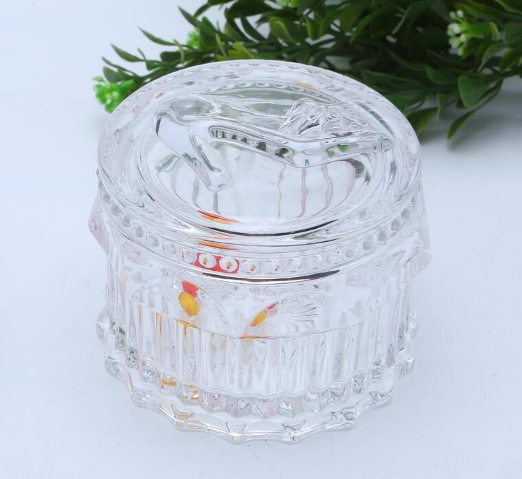 Crystal GlassJewelry Box