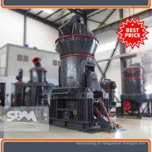 Indonésia scm ultra fine mill, linha de produção de cimento