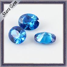 Brillante corte todas las piedras preciosas de la piedra de la forma (STG-19)