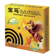 Bobine de moustique Baoma citron de 130 mm (bm-62)