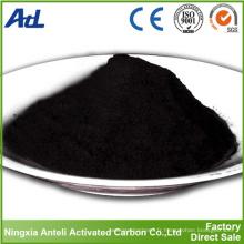 Exportation de charbon actif à base de charbon 325 mesh