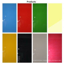 High Glossy UV Board for Kitchen Furniture