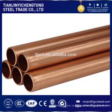 alta qualidade 150mm de diâmetro tubo de cobre preço por kg