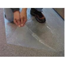Película de plástico PE para alfombra