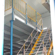 Jracking High quality warehosue storage mezzanine rack pigeon loft