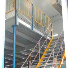 Jracking высокое качество warehosue хранения шкаф мезонина голубятня