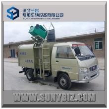 2cubic ~ 4 Cubic Forland Mini Entladen Müllwagen 4X2 Hanging Bucket Müll Truck