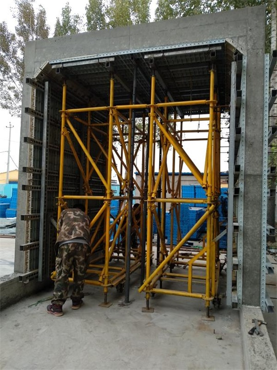 tunnel formwork trolley equipment