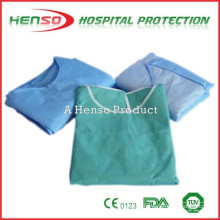 HENSO Non Woven Isolation Gown