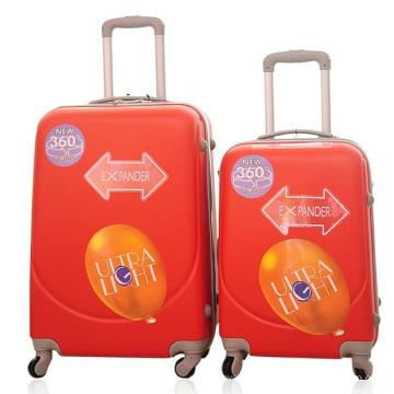 Bolsos baratos al por mayor del equipaje de la carretilla del viaje del ABS