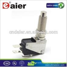 Daier KW-1038-M10 solder terminal push button micro switch