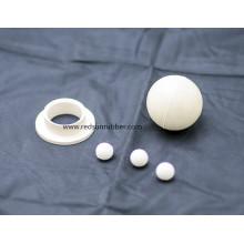 Balle en caoutchouc silicone personnalisée