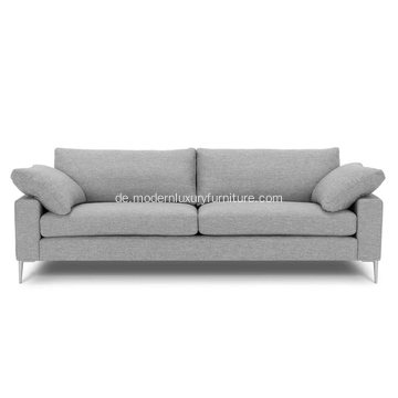 Nova Winter Grey Stoffsofa