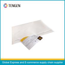 Конверт с прозрачной пластиковой упаковкой