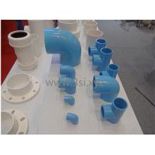 China fabricación de plástico PVC de tuberías para abastecimiento de agua