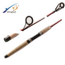 BAR002 Hot sell nano carbon materia bass fishing rod