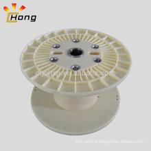 Bobina de plástico de alta qualidade de 500MM para fio e cabo