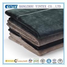 Tissu velours pour couverture d'été