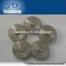CNC Metall Drehmaschine Teile Aluminium Ritzel Getriebe