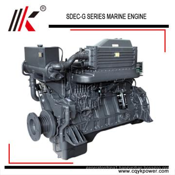 250HP MARINE ENGINE WITH YANGKE POWER DYNAMO LEADING DIESEL GENERATOR PARTS FOR SALE
