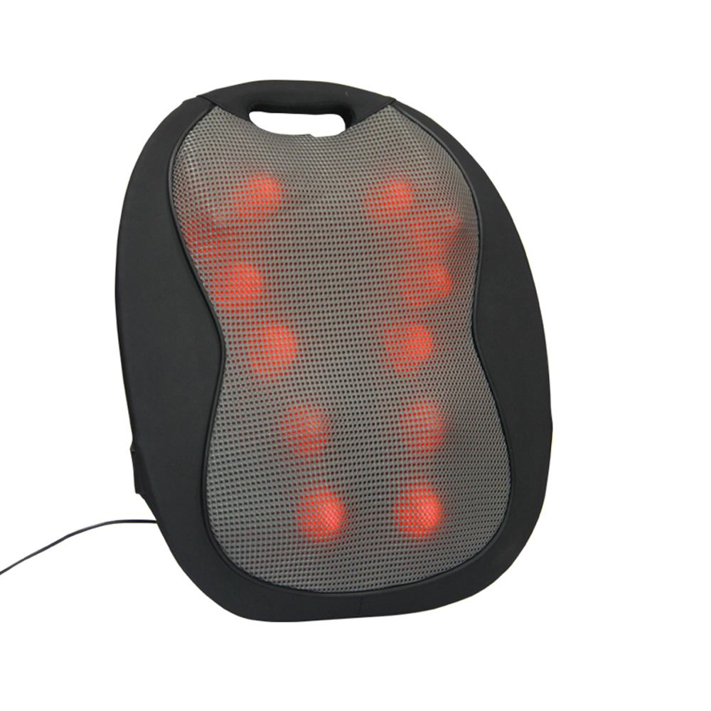 3D shiatsu & tuina back massager with Heat