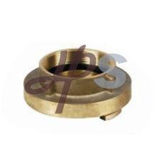 Laiton pivotant ou fabricant d'adaptateur de tuyau d'incendie en aluminium