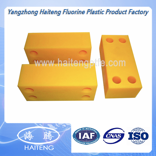 Yellow Urethane Block