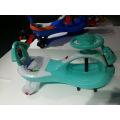 Nouveau modèle populaire design enfants balançoire voiture et enfants tour de voiture en voiture