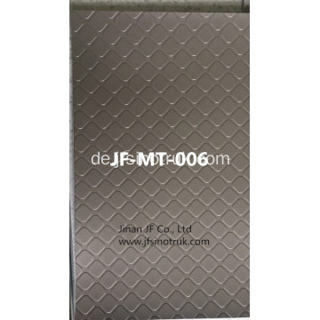 JF-MT-006 Bus Vinylboden Bus Mat Yutong Bus