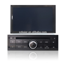 HOT! Auto dvd mit spiegel link / DVR / TPMS / OBD2 für 7 zoll vollbildschirm 4.4 Android system MITSUBISHI L200